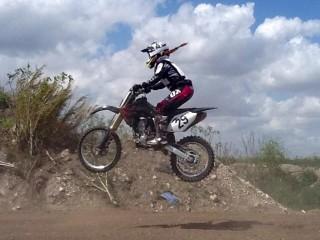 motocross girl pony tale
