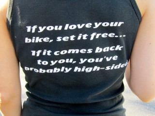 if you love your bike set it free