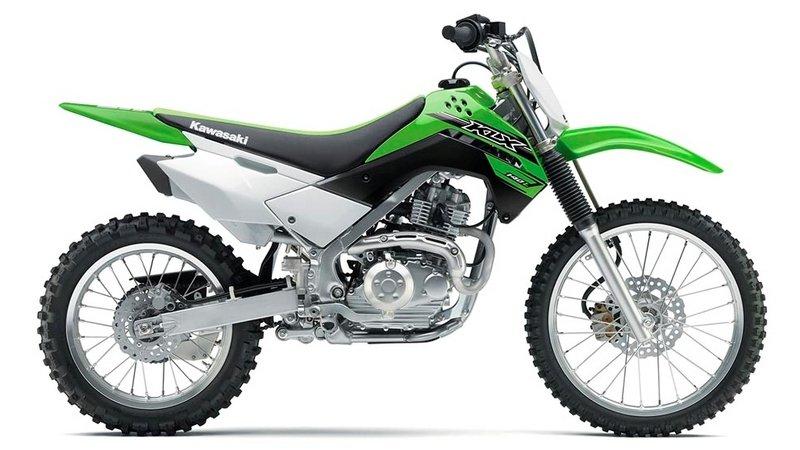The Perfect Bike To Learn On – Kawasaki KLX 140